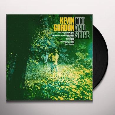 Kevin Gordon TILT & SHINE Vinyl Record