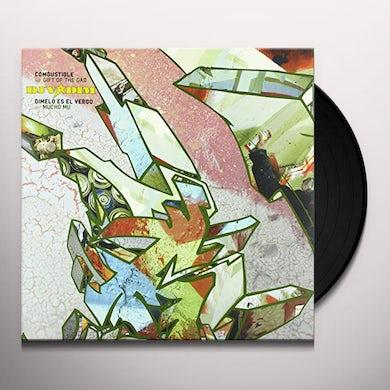 Dj Vadim Combustible Ft. Gift Of Gab Vinyl Record