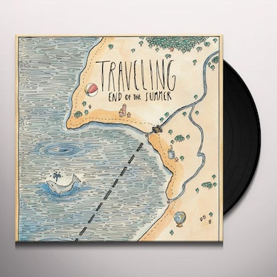 Traveling END OF THE SUMMER Vinyl Record