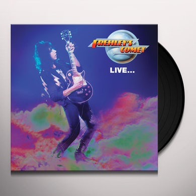 Ace Frehley Rsd-frehleys comet live Vinyl Record