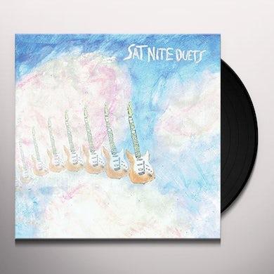 Sat Nite Duets AIR GUITAR Vinyl Record