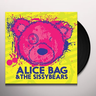 Alice Bag & Sissybears REIGN OF FEAR / XX Vinyl Record