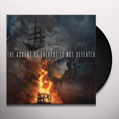 Ascent Of Everest IS NOT DEFEATED Vinyl Record