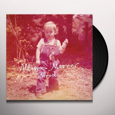 Allison Moorer BLOOD Vinyl Record