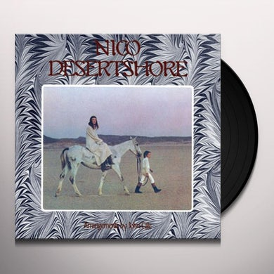 Nico DESERT SHORE Vinyl Record