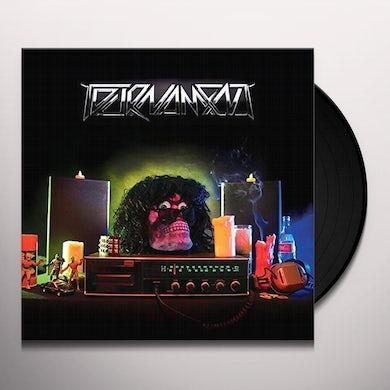 Tournament TEENAGE CREATURE Vinyl Record