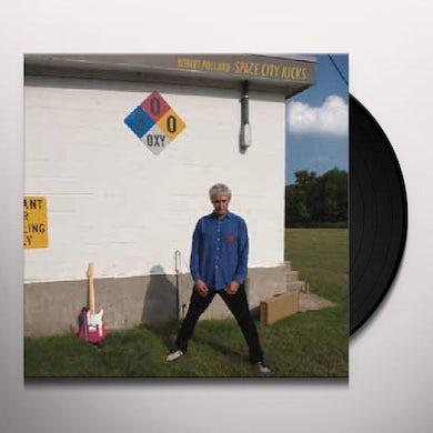 Robert Pollard SPACE CITY KICKS Vinyl Record