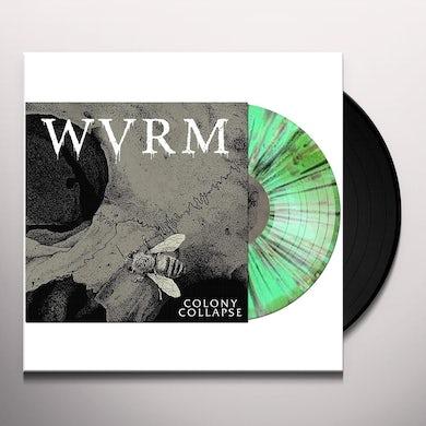 Wvrm COLONY COLLAPSE Vinyl Record