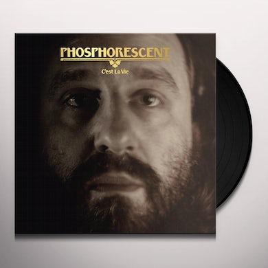Phosphorescent C'EST LA VIE Vinyl Record