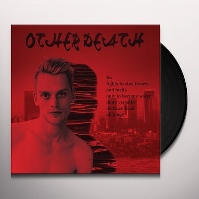 Sean Nicholas Savage OTHER DEATH Vinyl Record - UK Release