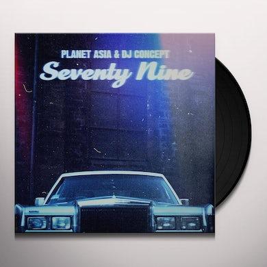 Seventy Nine Vinyl Record