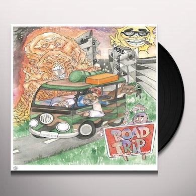 Pistol Mcfly ROAD TRIP Vinyl Record