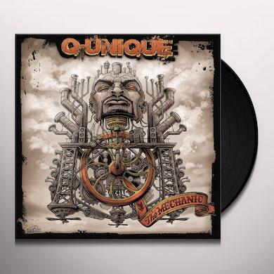 Q-Unique THE MECHANIC Vinyl Record