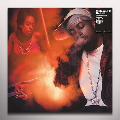 J Dilla WELCOME 2 DETROIT: SMOKED-OUT EDITION Vinyl Record