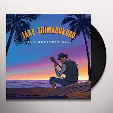 Jake Shimabukuro GREATEST DAY Vinyl Record