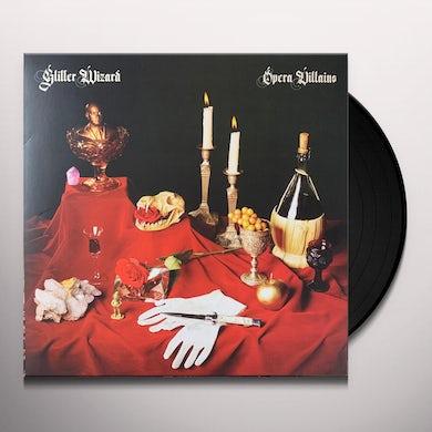 GLITTER WIZARD OPERA VILLAINS Vinyl Record
