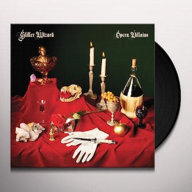 GLITTER WIZARD OPERA VILLAINS (PINK VINYL) Vinyl Record