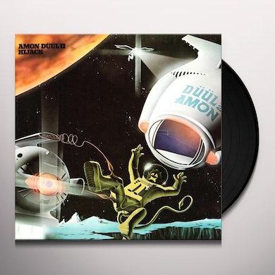 Amon Duul Ii HIJACK Vinyl Record
