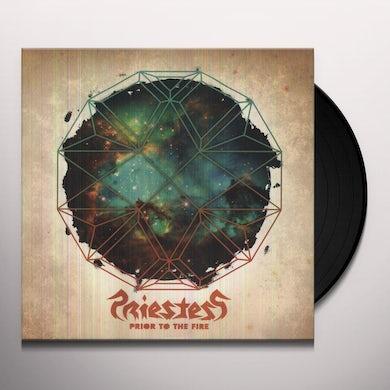 Priestess PRIOR TO THE FIRE Vinyl Record
