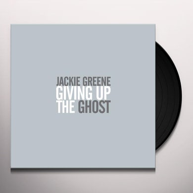 Jackie Greene GIVING UP THE GHOST Vinyl Record