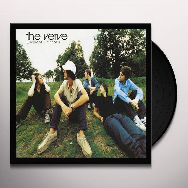 The Verve URBAN HYMNS Vinyl Record