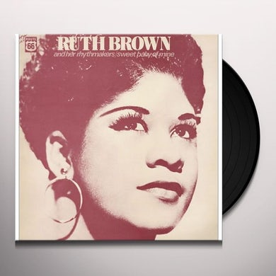 Ruth Brown HER RHYTHMAKERS: SWEET BABY OF MINE Vinyl Record