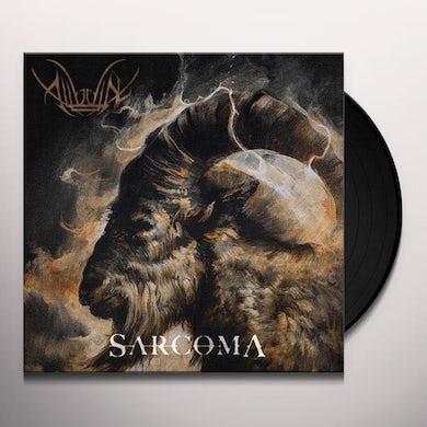 Alluvial SARCOMA (BEER/BLACK SPLATTER) Vinyl Record