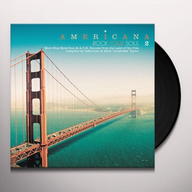 Americana 2: Rock Your Soul / Various Vinyl Record