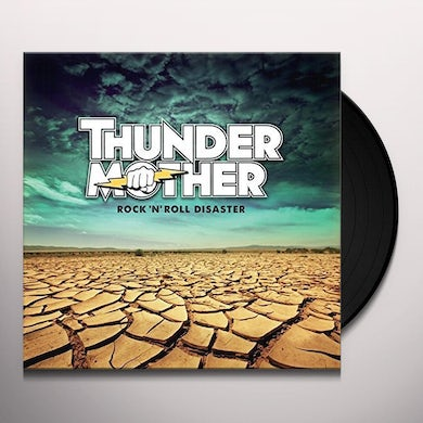 Thundermother ROCK N ROLL DISASTER Vinyl Record - UK Release