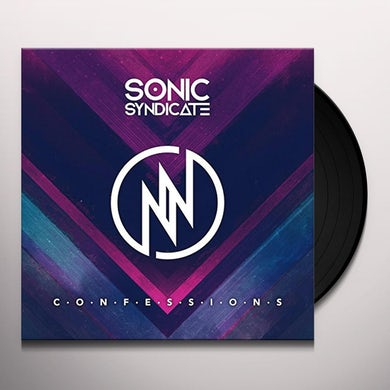 SONIC SYNDICATE CONFESSIONS Vinyl Record