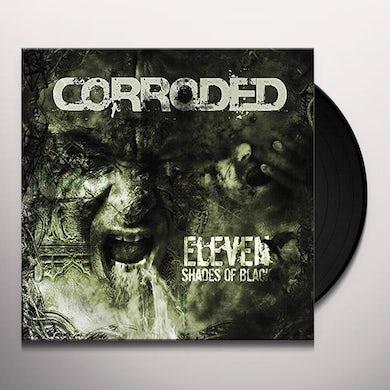 ELEVEN SHADES OF BLACK Vinyl Record