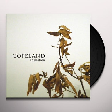 Copeland IN MOTION Vinyl Record