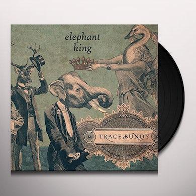 Trace Bundy ELEPHANT KING Vinyl Record