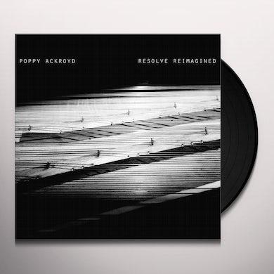 Poppy Ackroyd RESOLVE REIMAGINED Vinyl Record
