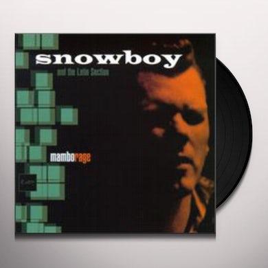 Snowboy MAMBO RAGE (DBL LP) Vinyl Record