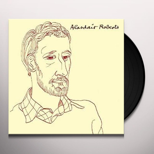 Alasdair Roberts Vinyl Record