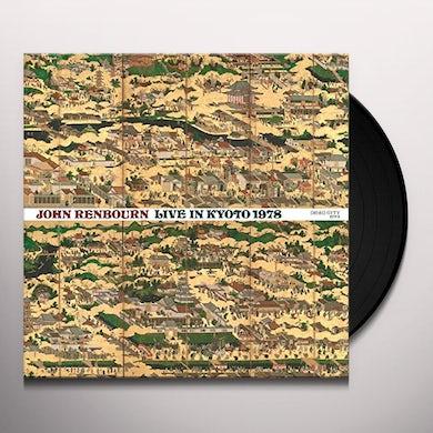 John Renbourn LIVE IN KYOTO 1978 Vinyl Record
