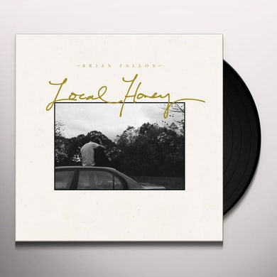 Brian Fallon Local Honey   Pink Vinyl Vinyl Record