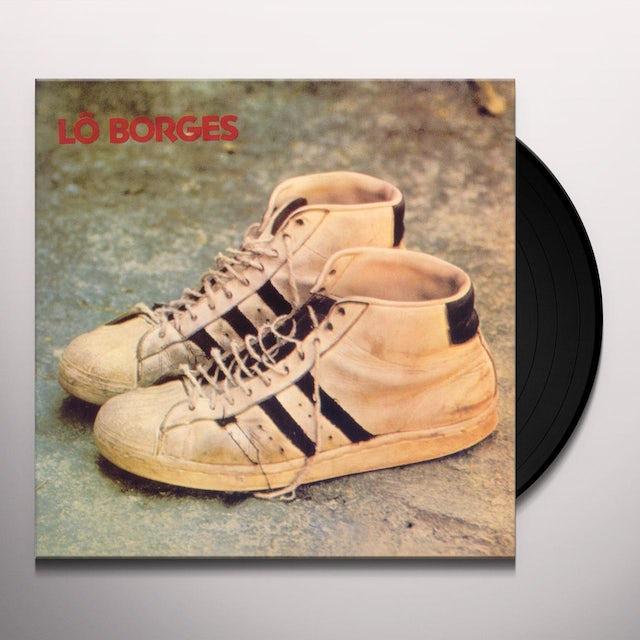 Lo Borges Vinyl Record