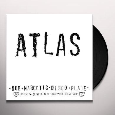 Atlas Sound ATLAS SHRUGGED Vinyl Record
