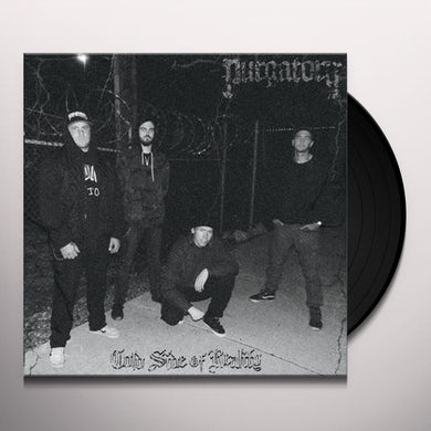Purgatory COLD SIDE OF REALITY Vinyl Record