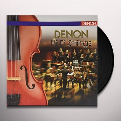 DENON HI FI STRINGS / VARIOUS Vinyl Record