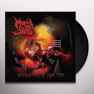 WOUNDS DEEPER THAN TIME Vinyl Record
