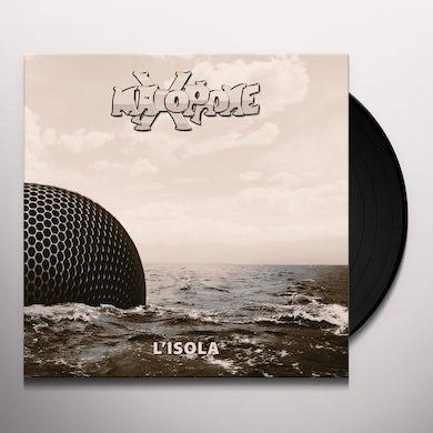 Maxophone L'ISOLA Vinyl Record