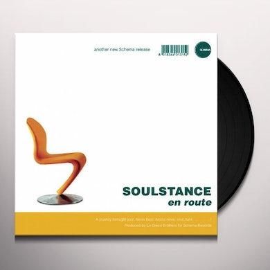 Soulstance EN ROUTE Vinyl Record