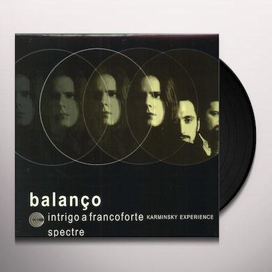 Balanco INTRIGO A FRANCOFORTE SPECTRE Vinyl Record