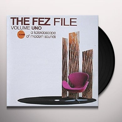 FEZ FILE VOLUME UNO / VARIOUS Vinyl Record