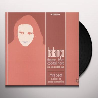 THEME FROM COCKTAIL NOVA MRS Vinyl Record