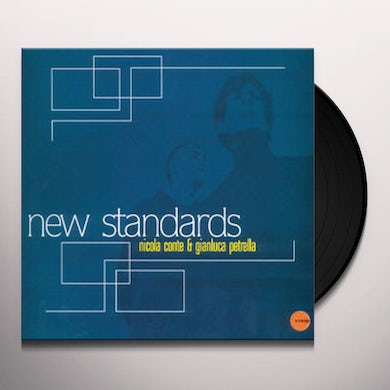 Conte & Petrella NEW STANDARDS Vinyl Record