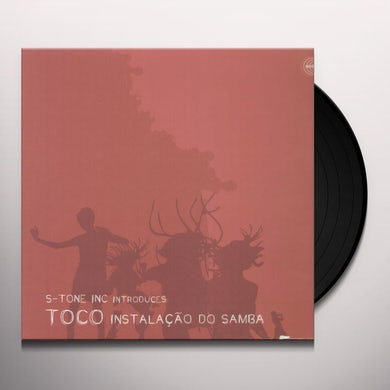 TOCO-INSTALACAO DO SAMBA Vinyl Record